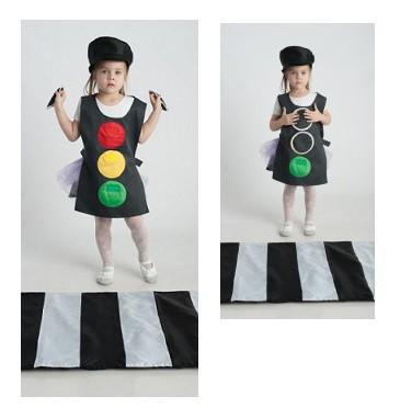 Костюм светофора своими руками