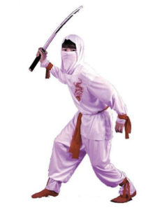 Как сделать костюм ниндзя своими руками