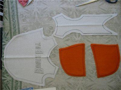 Выкройки одежды для мелких пород собак