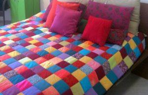Одеяло своими руками фото стилей и композиций