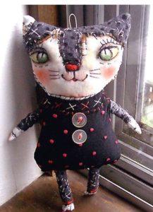Кошка из зазеркалья