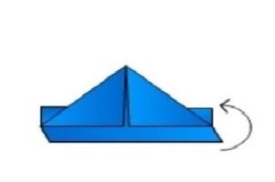 Лодка из бумаги своими руками