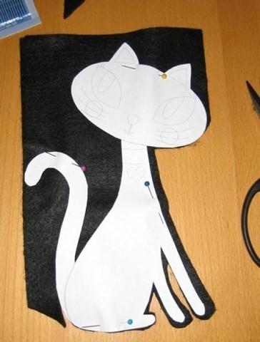 Кошечка-модница