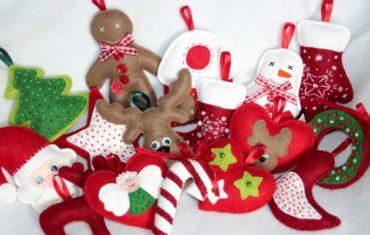 Новогодние подарки своими руками фото