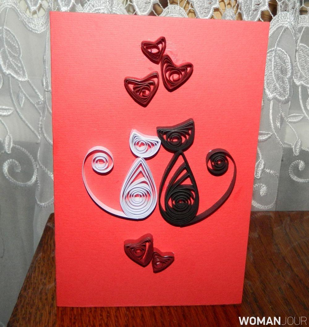 Как сделать открытки на день валентина своими руками фото 416