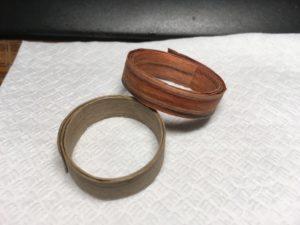 Кольцо из дерева своими руками