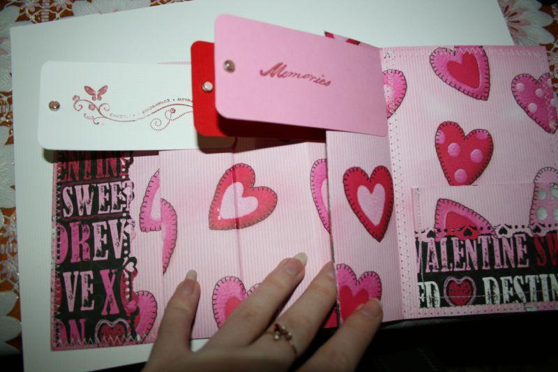 Любовный альбом своими руками