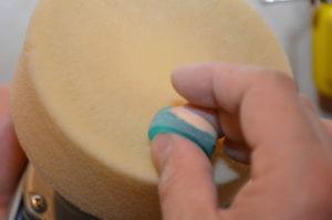 Кольцо из смолы своими руками