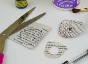 Кольцо из бумаги своими руками