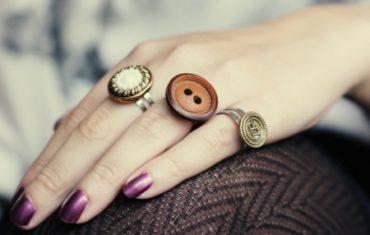 Кольца своими руками фото