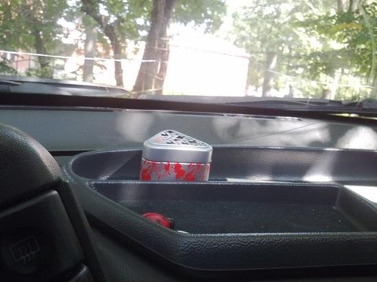 Ароматизатор в машину своими руками из желатина