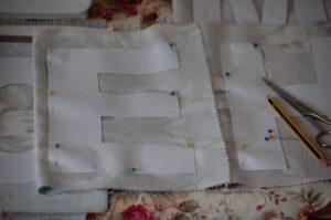 Буквы подушки своими руками