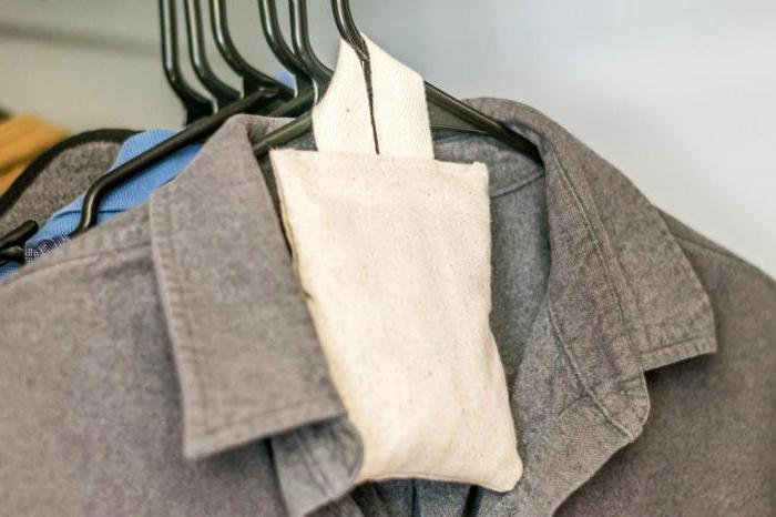 Ароматизатор для одежды своими руками