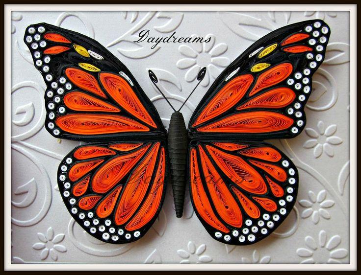 Бабочки из бумаги своими руками