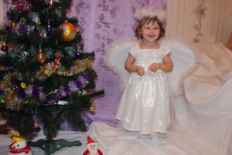 Костюм ангела своими руками фото
