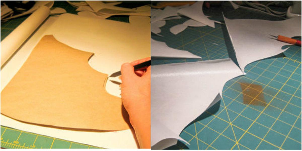 Как сделать крылья дракона своими руками: шаблоны