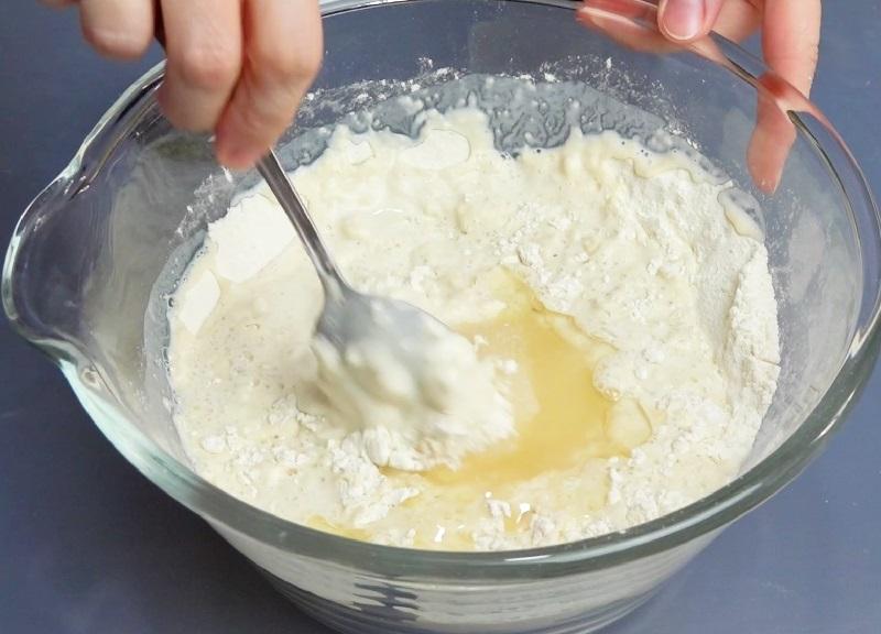 Печенье на скорую руку в духовке