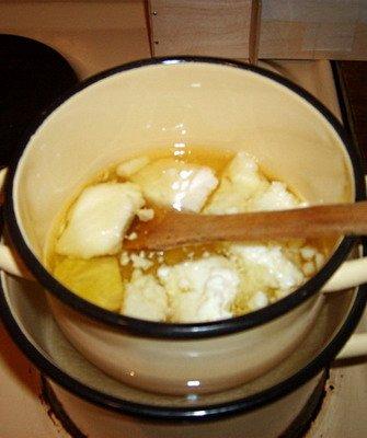 Пошаговое приготовление мыла в домашних условиях