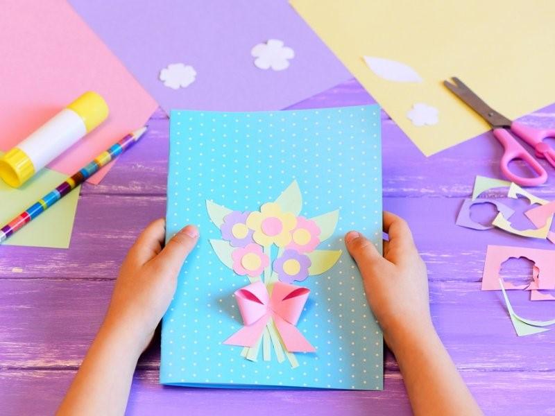 Лодкой, изготовление открытки своими руками с детьми