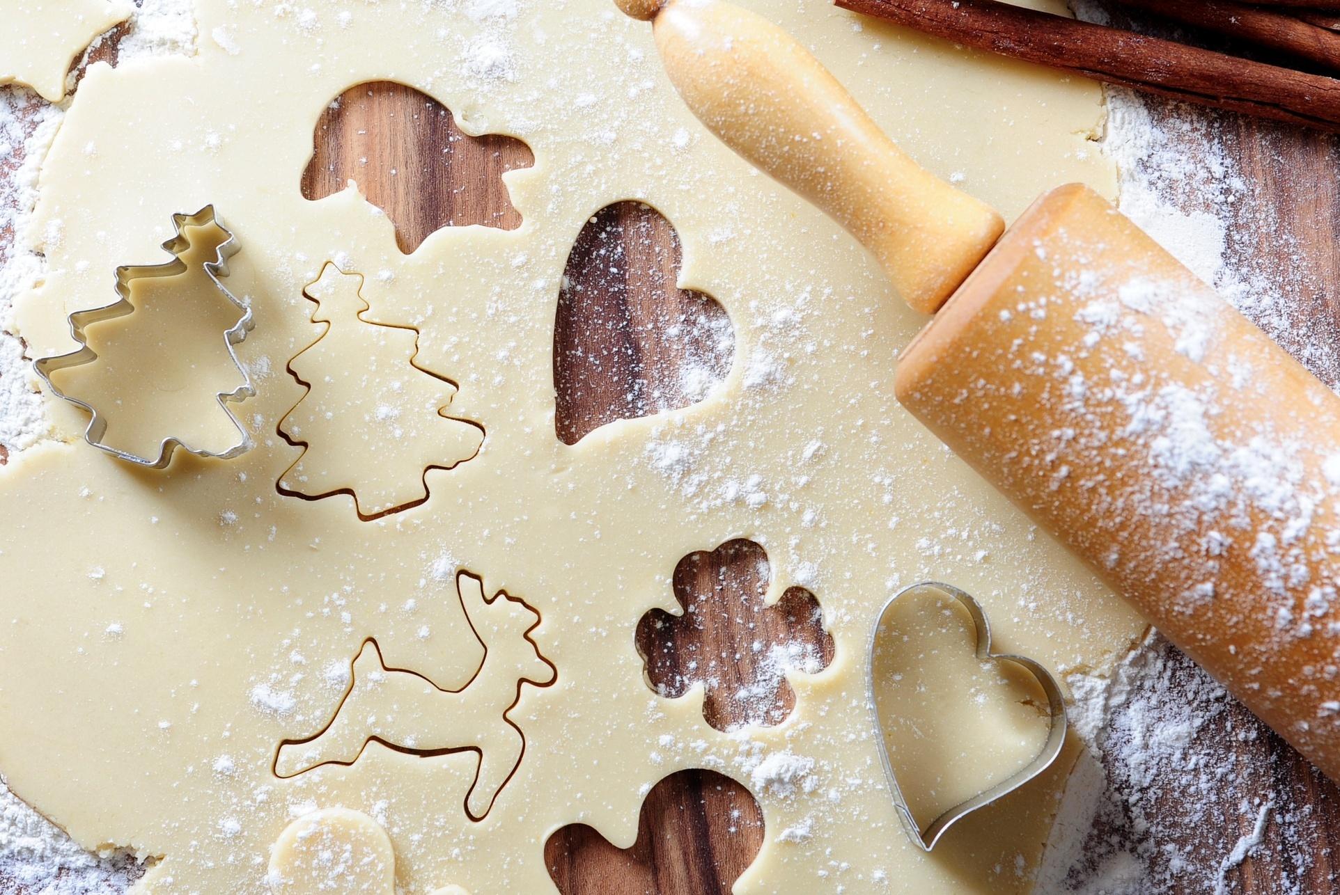 Печенья на скорую руку фото