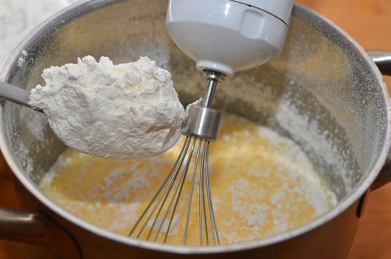 Печенье на скорую руку на сковородке