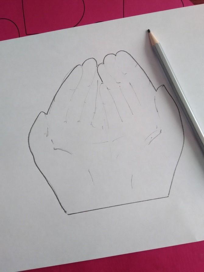 Открытка бабушке своими руками карандашом, приколы