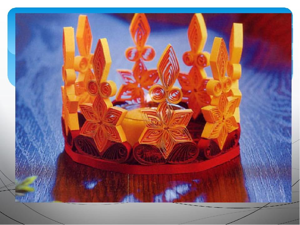 Корона из бумаги своими руками фото