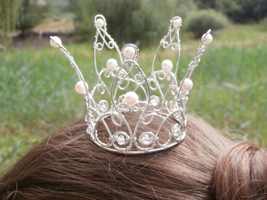 Корона своими руками фото