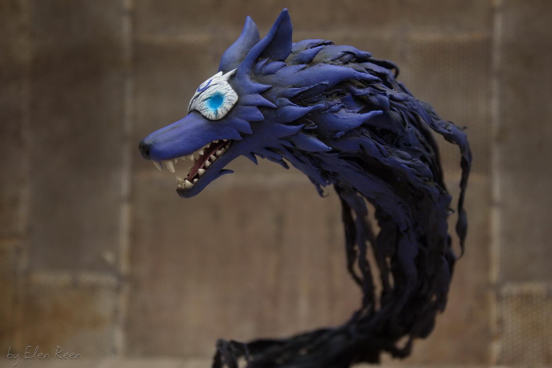 Глаза волка Киндред