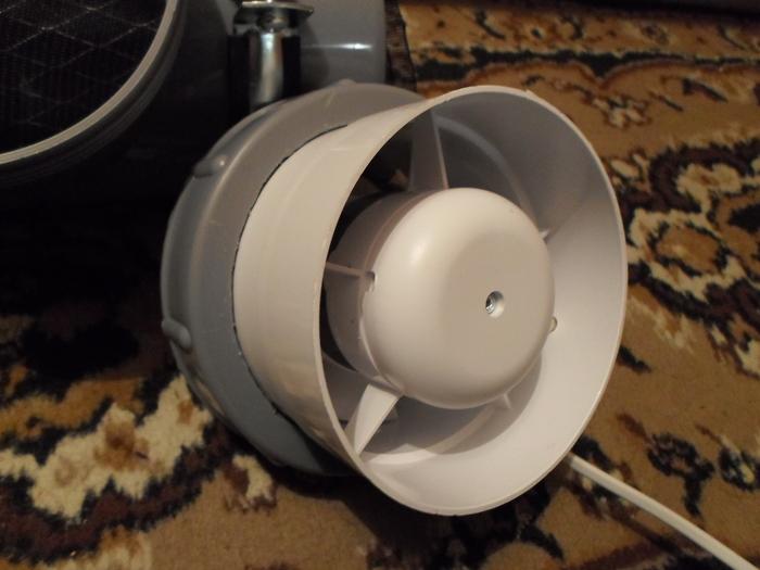 Вентилятор для осушителя воздуха