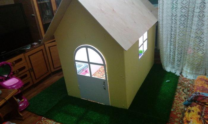 домик для детей своими руками