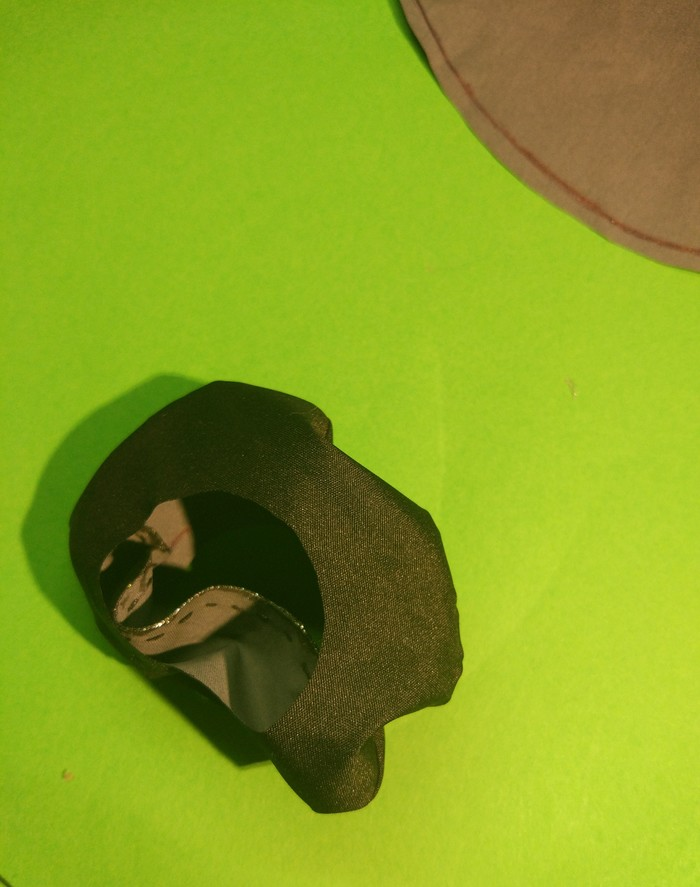 Шляпа ведьмы для куклы своими руками. Мастер класс