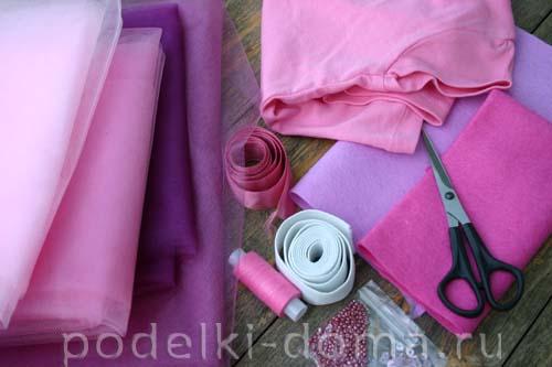 Что необходимо для изготовления костюма принцессы своими руками
