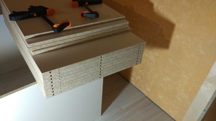 Мастер класс по изготовлению встроенного шкафа своими руками.