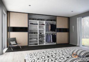 Фотографии встроенных шкафов-купе