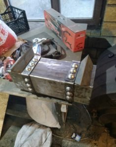 Изготовление молота рока (doomhammer) крафт своими руками