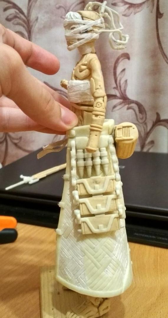 Фигурки из полимерной глины своими руками