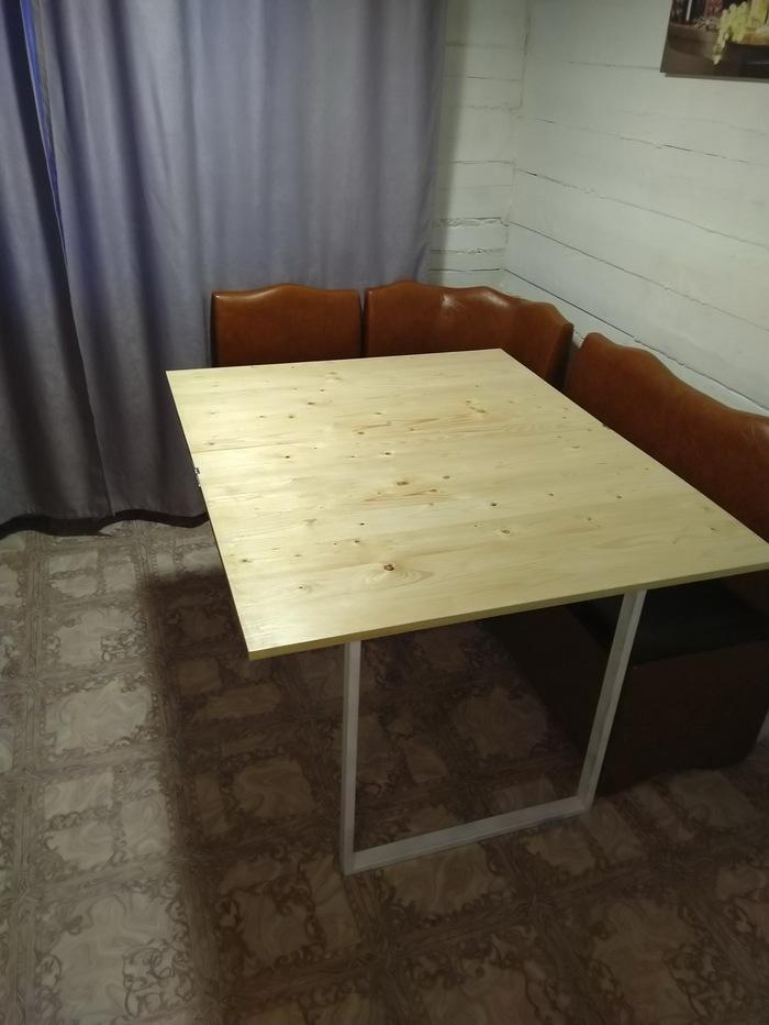 Поворотно-откидной стол своими руками