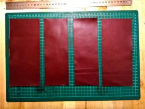 Мастер класс изготовления обложки для записной книжки из мягкой кожи своими руками