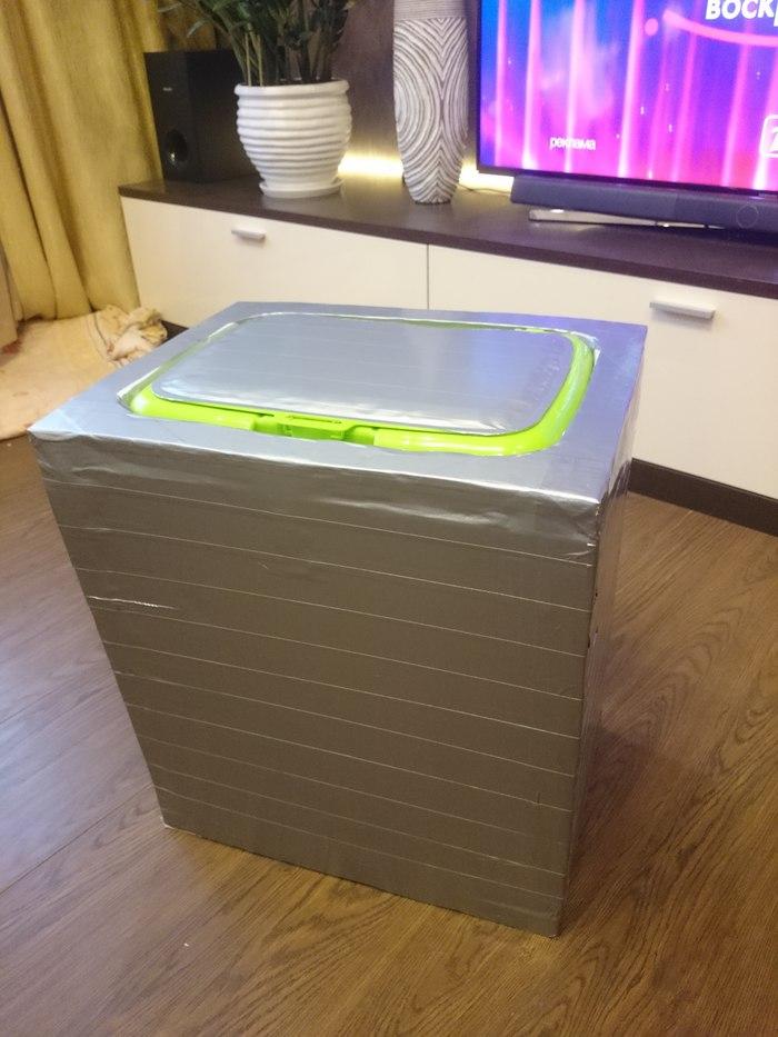 Различные типы холодильников для путешествия, мастер класс