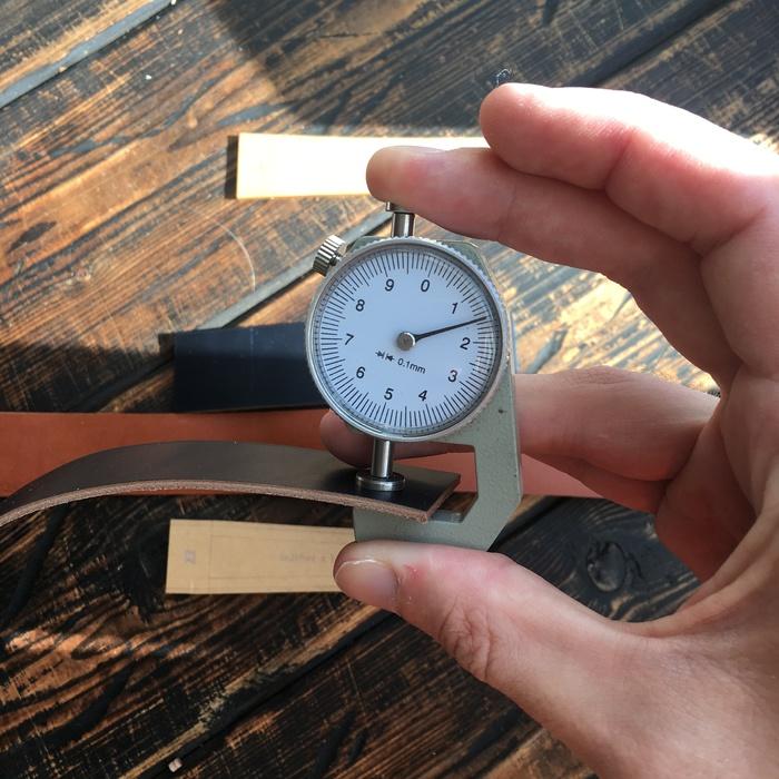 Изготовление часового ремешка своими руками, мастер класс