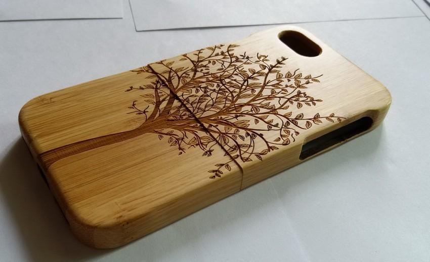 Чехол для телефона своими руками из дерева